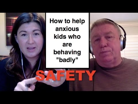 "How to help anxious kids who are behaving ""badly"" - w/ Stephen Terrell 