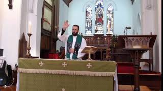 Holy Communion 20th June
