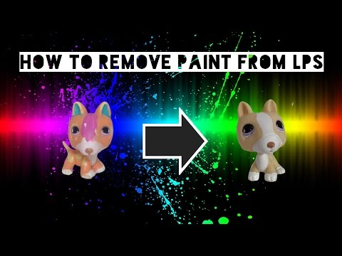How to remove paint from lps: REALLY WORKS!