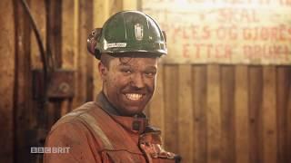 Ostatni górnicy na Spitsbergenie w BBC Brit