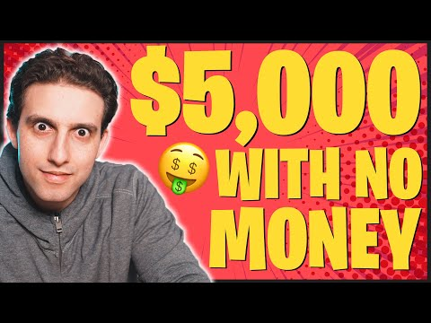 🤑🤑Make $5000 A Month Online With No Money - For Beginners🤑🤑