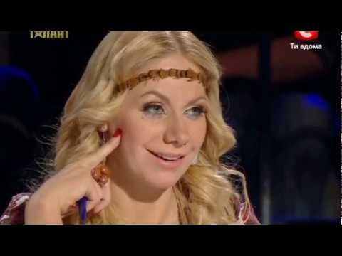 Евгений Литвинкович / Харьков / Украина мае талант 4