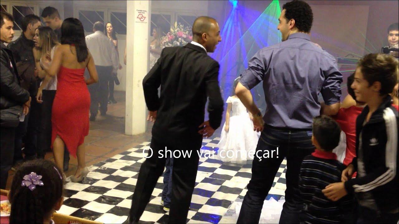 A Verdadeira Dança do Galo Doido