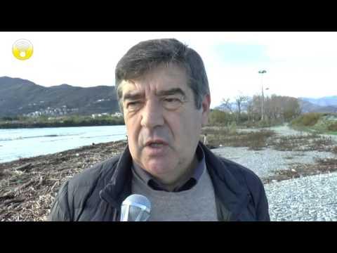 Albenga: Azienda Mantica una delle aziende agricole alluvionate: video #3