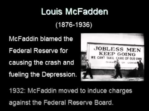 Assassinated American Presidents By The Federal Reserve / World Bankers