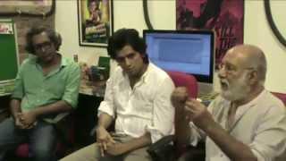 Kamal Swaroop's Q&A on his cult film Om Dar Ba Dar at the iRock Films Office PART 1