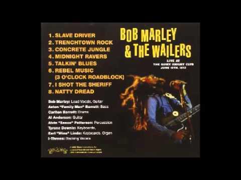 Bob Marley & The Wailers  I Shot The Sheriff 61075