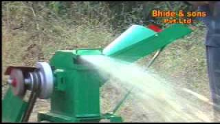 CHAFF CUTTER MACHINE WMV V9