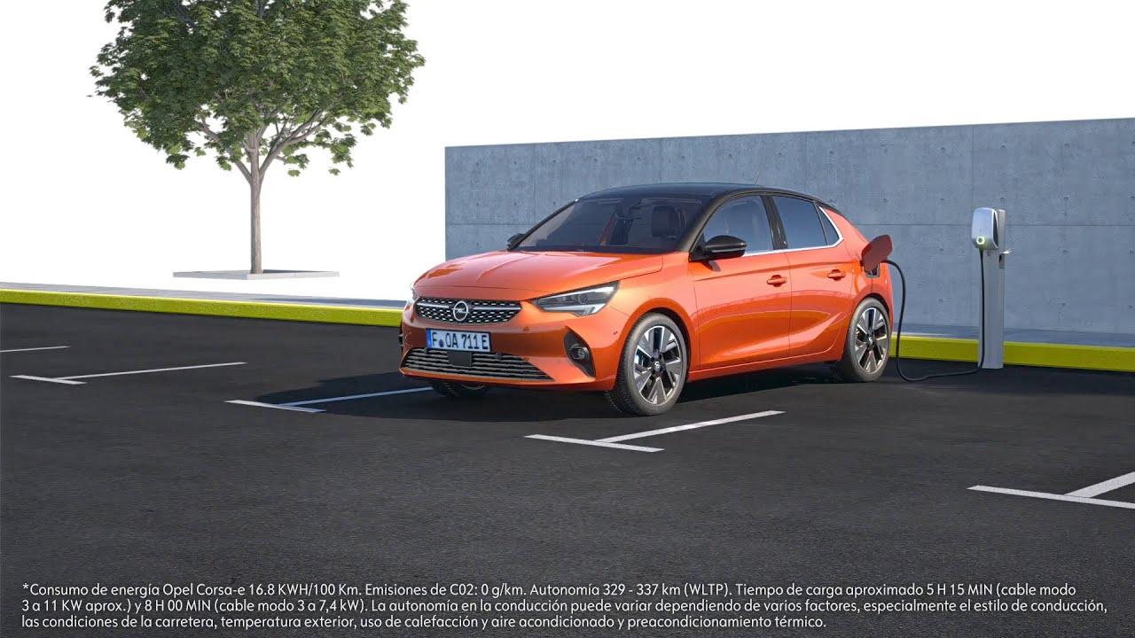 Nuevo Opel Corsa-e - 100% eléctrico y lleno de diversión