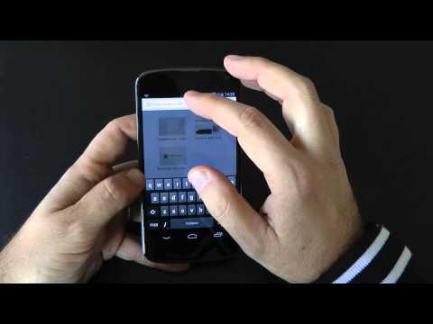 Lg Nexus 4 videoreview da Telefonino.net