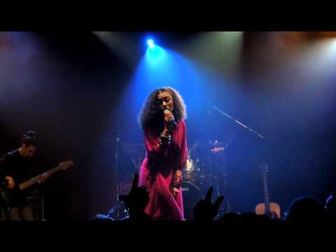 Amel Larrieux TELL ME  at Highline Ballroom NYC Dec282011