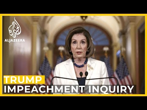 Pelosi: Trump abused his power for personal benefit