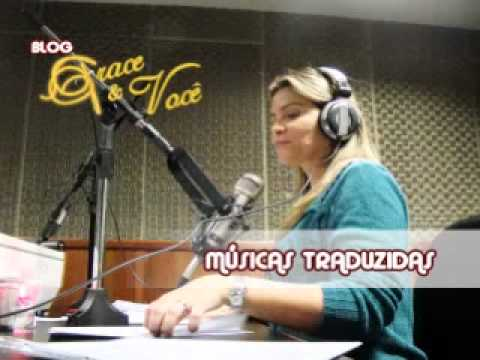 GRACE E VOCE REDE ALELUIA (TRADUÇAO - I Look To You - ...