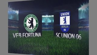 [29.Spieltag/Landesliga St.2] VfB Fortuna Biesdorf - SC UNION 06