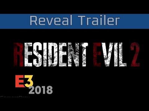 Resident Evil 2 - E3 2018 Reveal Trailer [HD]