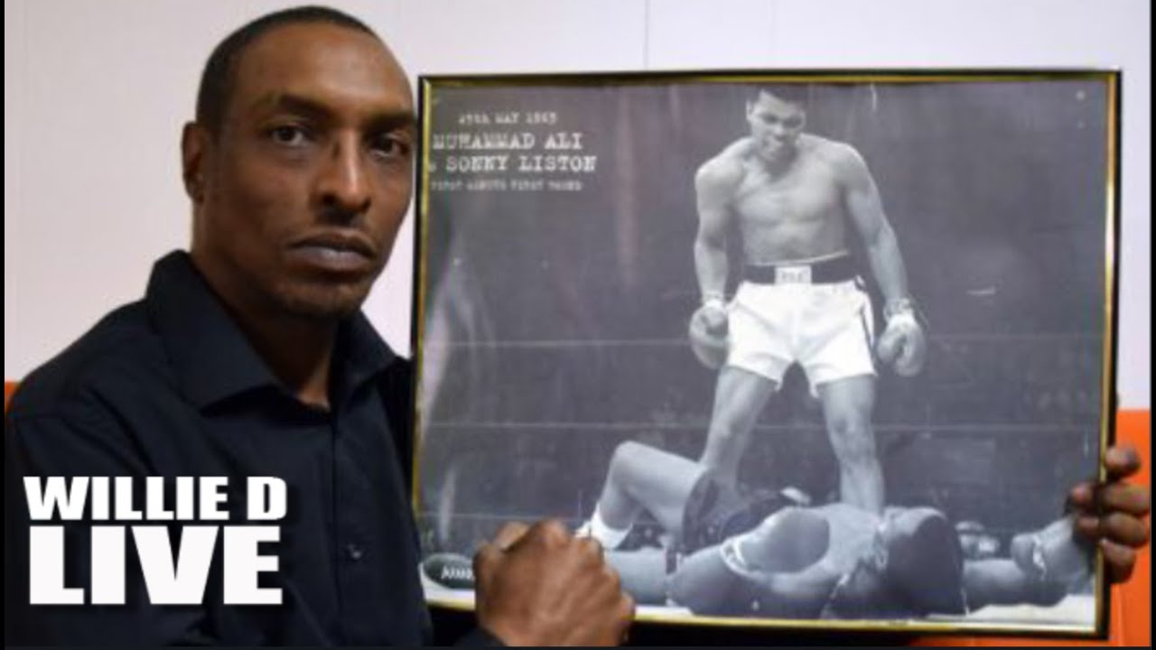 Download Muhammad Ali's son says he would've hated Black Lives Matters, Says TRUMP's a Good President