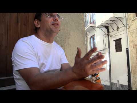 Irene's Gypsy jazz Adventures 13: -Meet Salvatore Russo -( Interview & music)