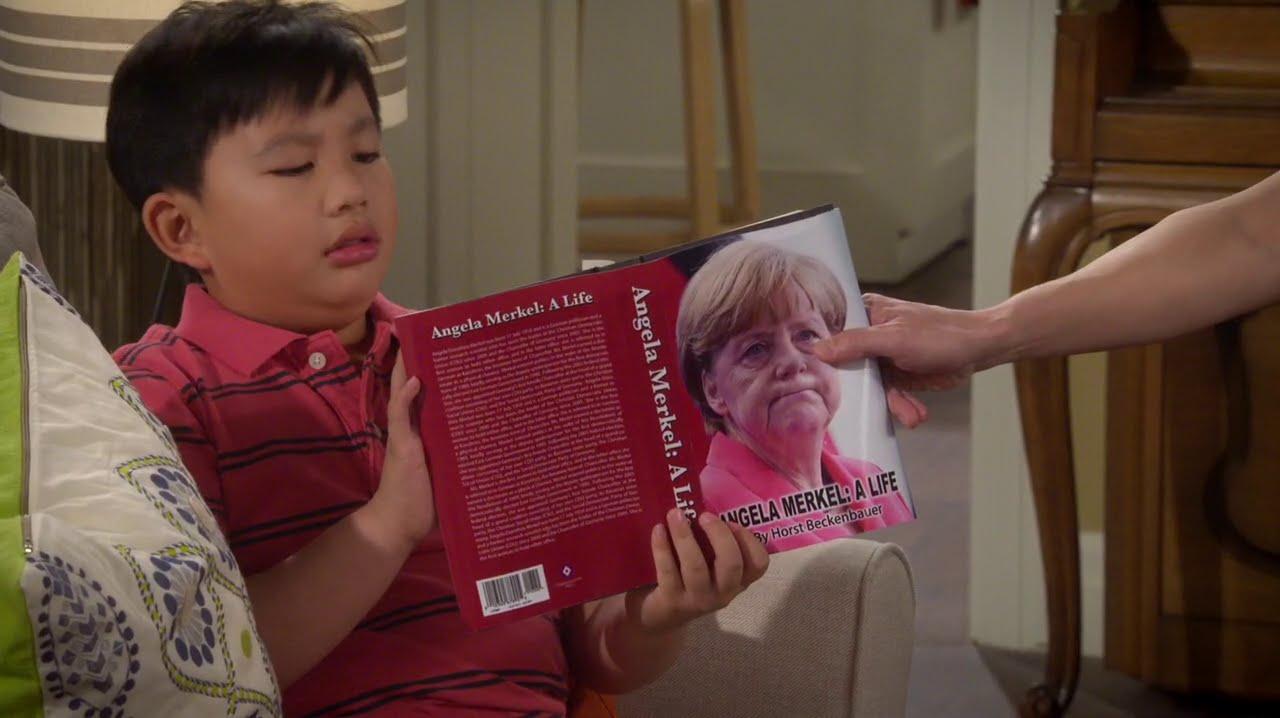 Download Dr. Ken: Dave (Albert Tsai) loves Angela Merkel!