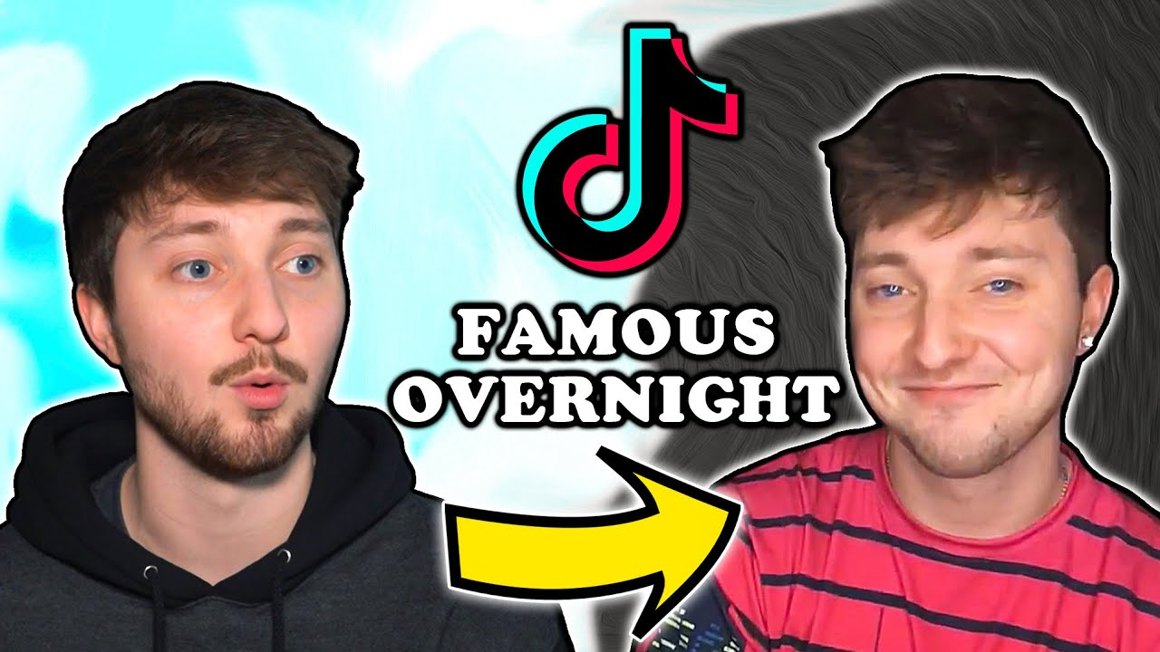 Download I Tried Becoming TikTok Famous Overnight