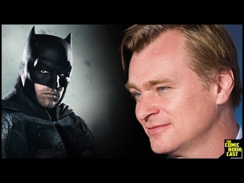 Chris Nolan Talks Making The Dark Knight Trilogy & Ben Affleck Batman