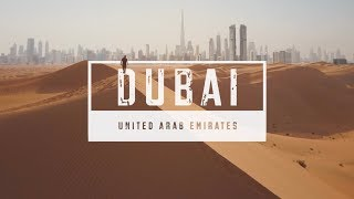DUBAI ADVENTURE - Affluence in the Arabian Desert