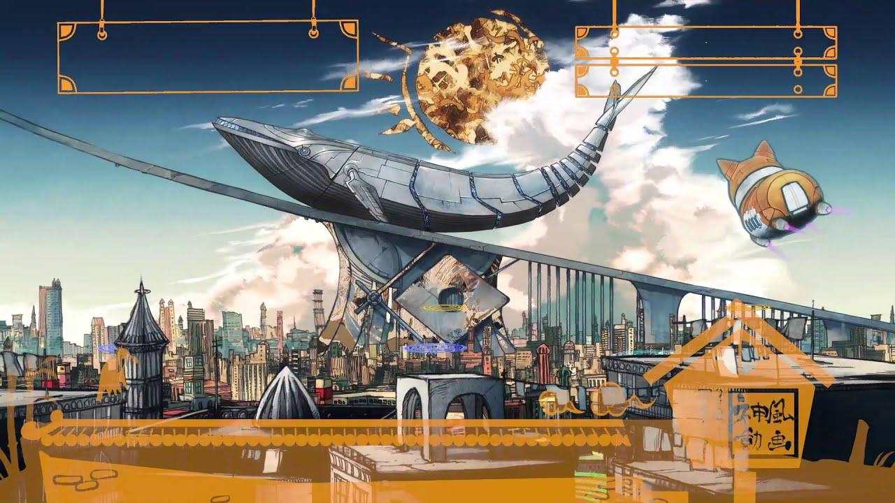 神風動画デモリール Kamikaze Douga Animation Works 2015