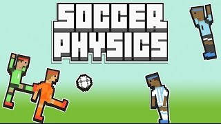 Soccer Physics Full Gameplay Walkthrough