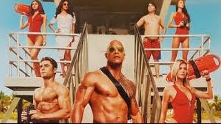 Baywatch 2017  Official HD Trailer   Dwayne Johnson + FULL movies