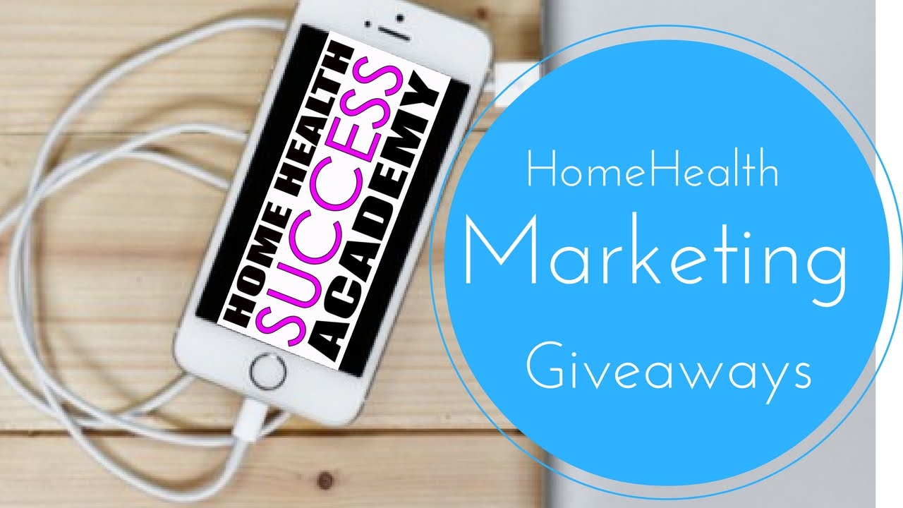 Home Health Marketing Giveaway Ideas Car Charger Youtube