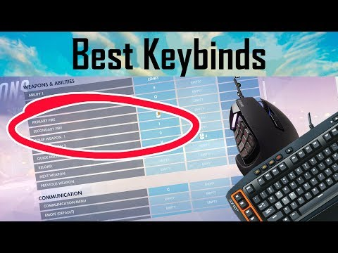 Top 5 Useful Overwatch KEYBINDS   Helpful Settings You Can Use To Improve