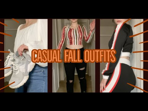 [VIDEO] - ?Fall Lookbook ? *realistic & simple* 6