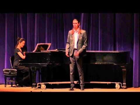 Aaron Wesley Hartman - Senior Recital