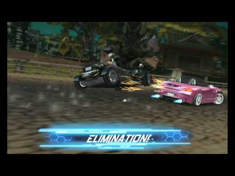 Asphalt 6: Adrenaline HD - Android - Game Trailer