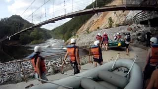 High Country Adventures - Ocoee Whitewater Rafting - GoPro HD