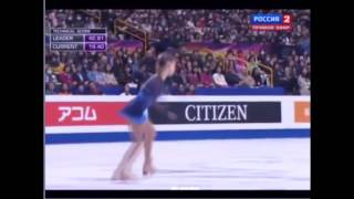 Agape of Julia Lipnitskaya | Yuri!!! On Ice x Julia Lipnitskaya