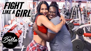 Brie Bella brings out TOUGHNESS in Shavonne! | Fight Like a Girl BTS