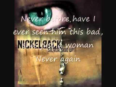 Never Again - Nickelback