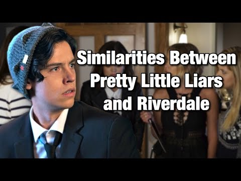 SIMILARITIES Between Pretty Little Liars and Riverdale pt.2