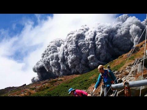 Видео: Самые страшные стихийные бедствия: Извержения вулканов