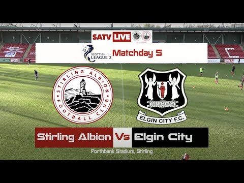 Stirling Elgin Goals And Highlights