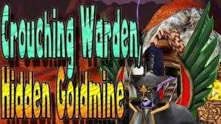 Warcraft 3 - Crouching Warden, Hidden Goldmine