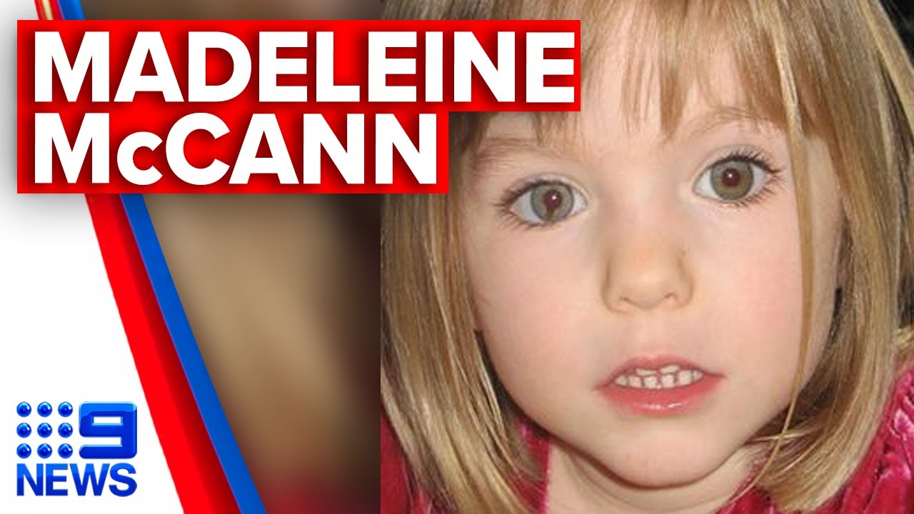Madeleine McCann 'dead', parents told in letter from German prosecutor | 9 News Australia