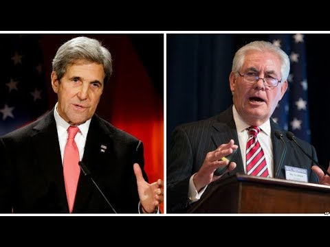 Lavrov Answers What Is The Difference Between Tillerson and Kerry