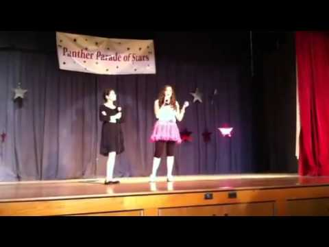 Orchard Valley Middle School Talent Show 2012