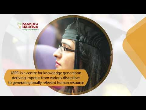 Manav Rachna Educational Institutions- Innovating Excellence
