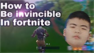 How To Be Invincible In Fortnite With This Glitch You Can Win Every Game