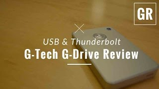 G-Tech G-Drive Mobile USB 3.0 Hard Drive Review - Gadget Review