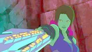 Стражи галактики - мультфильм Marvel – серия 10 сезон 1