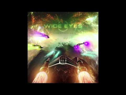 WIDE EYES - Terraforming (FULL ALBUM STREAM)
