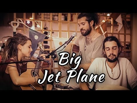 Big Jet Plane - Angus & Julia Stone [Cover] by Julien Mueller feat. Ilona & Romain